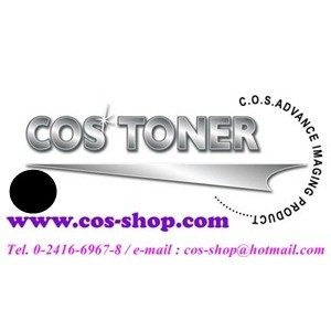 COS INK 100 ML. FOR HP (BK/C/M/Y)